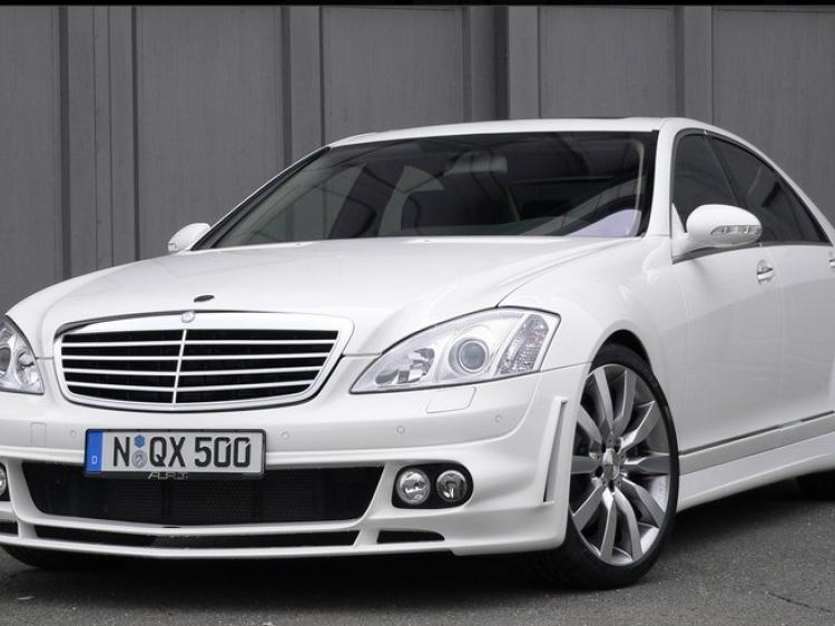 Диски от A_R_T для Mercedes S-Class