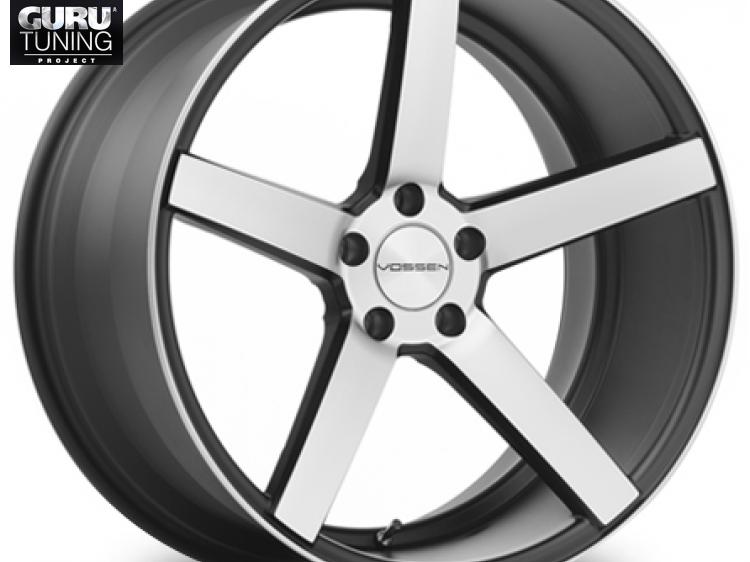Диски Vossen CV3 для Audi Q7 2010-