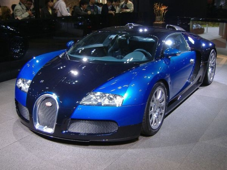 Тюнинг для Bugatti Veyron 16.4 — возможность не для всех