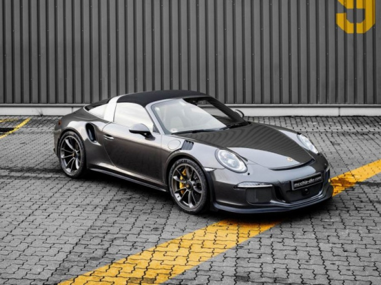 В McChip DK предложили улучшить Porsche 911 Targa 4 GTS