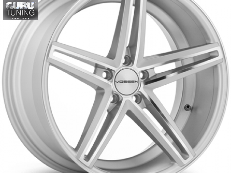 Диски Vossen CV5 для Bentley Continental GT 2003-2010