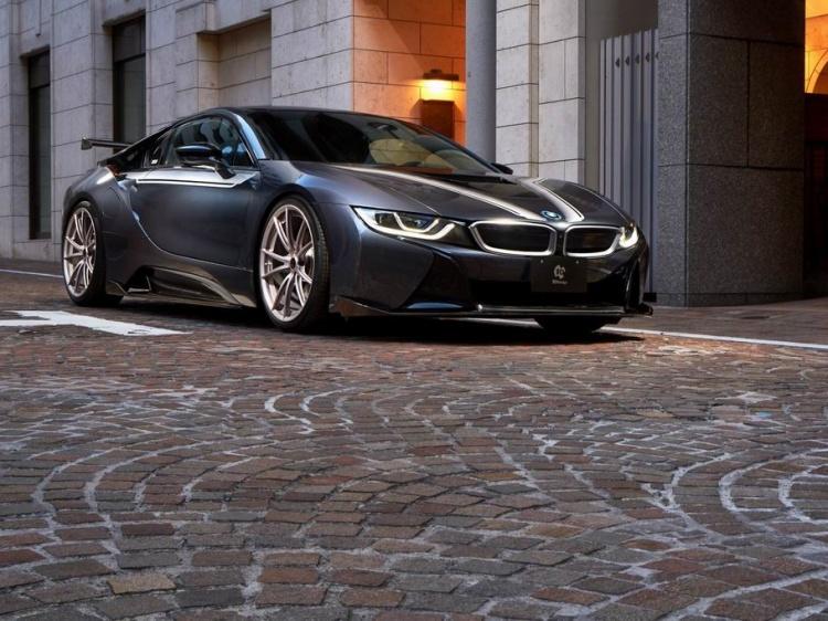 В 3D Design создали обвес для BMW i8
