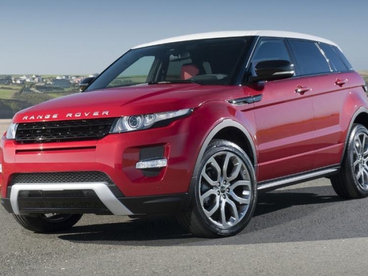 Чип тюнинг Range Rover Evoque
