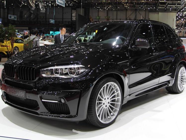 HAMANN Widebody для BMW X5 F15/F85