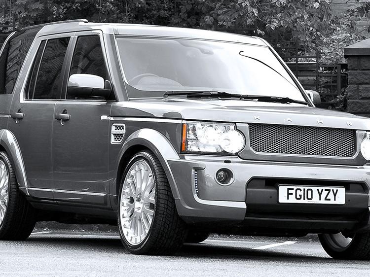 KAHN для Land Rover DISCOVERY 4