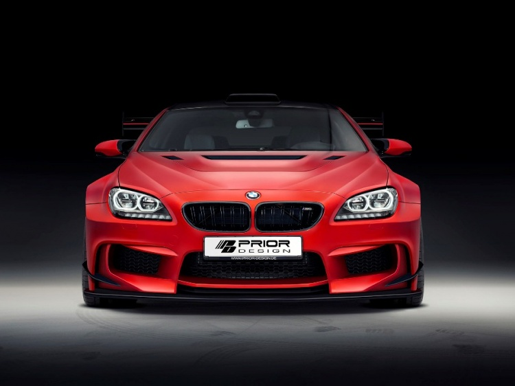 Prior Design для BMW 6-й серии F12/F13