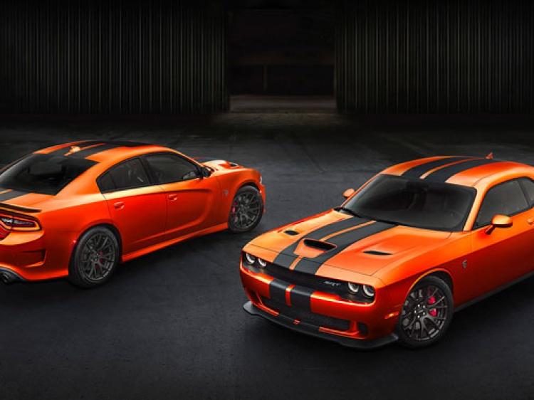 Dodge Charger и Challenger Hellcat с 1500 л.с.