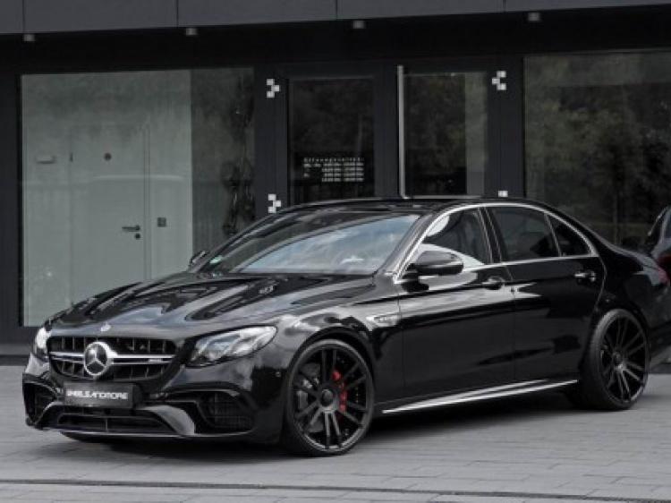 Обновленные Mercedes E-Class от Wheelsandmore
