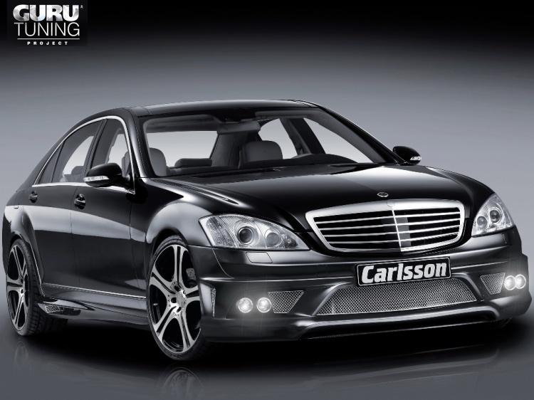 Carlsson для Mercedes S-Class (W221)