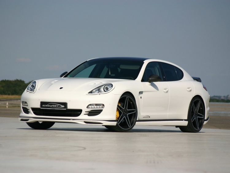 SpeedART для Porsche Panamera