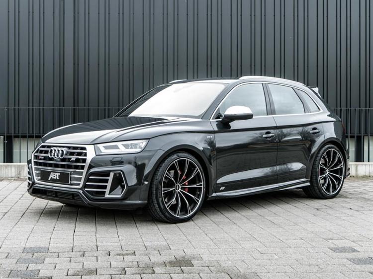 В ABT Sportsline сделали тюнинг Audi SQ5