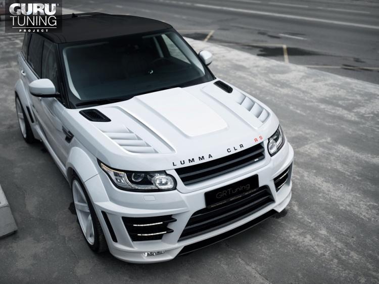 Капот для Range Rover Sport Ver.1