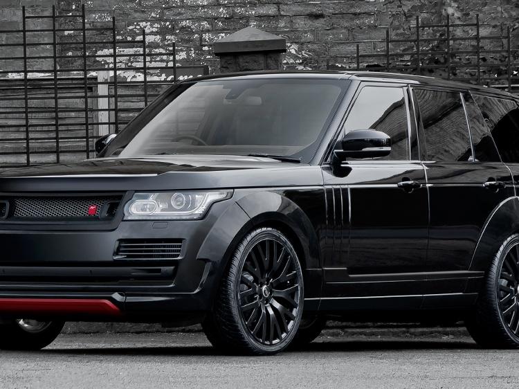 KAHN RS600 WIDE ARCH PACKAGE для Range Rover