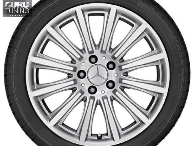 Диски для Mercedes S class W221 с 12 спицами