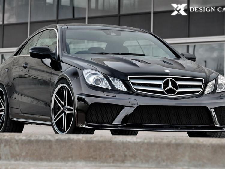 FXdesign для Mercedes E-class Coupe C207