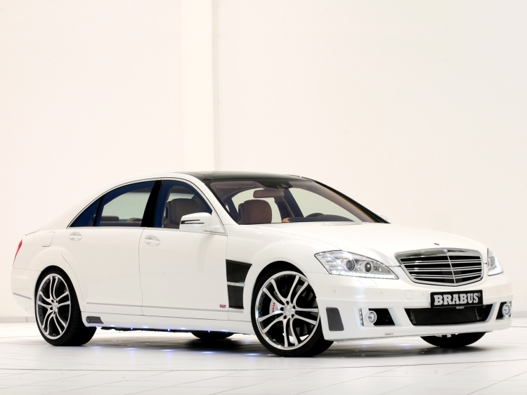 Диски BRABUS для Mercedes-Benz S класса W 221
