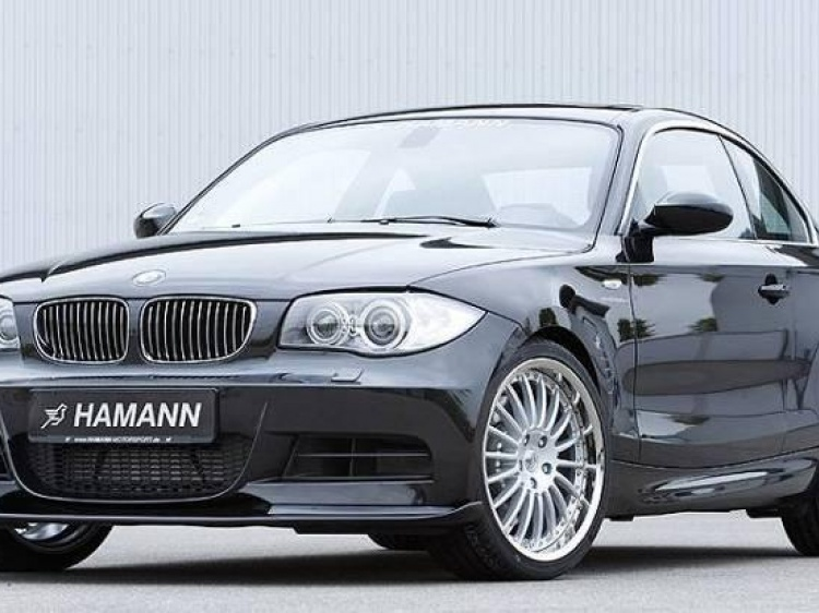 Обвес HAMANN для BMW 1-series E82 coupe / E88 cabriolet