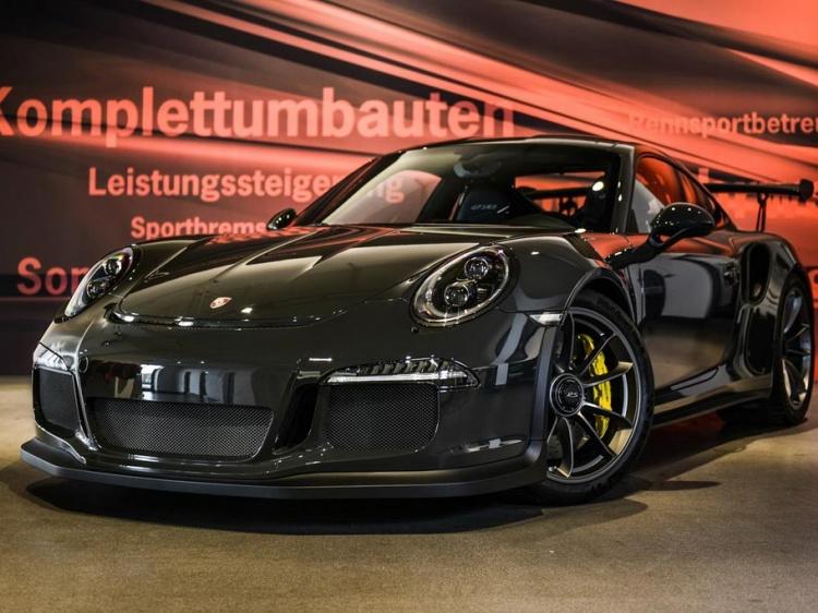 В Edo Competition создали обвес для Porsche 911 GT3 RS