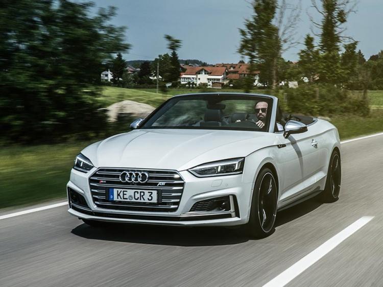 Audi S5 с 425 л.с. от ABT Sportsline