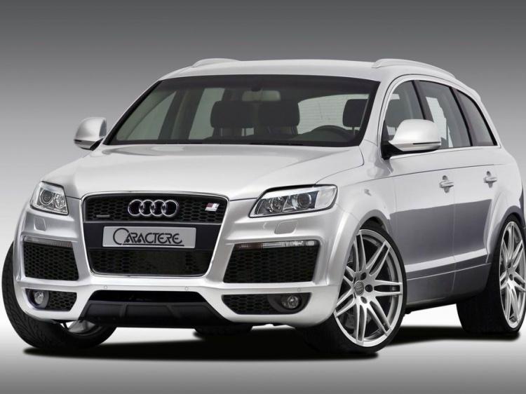 Audi Q7 от Caractere