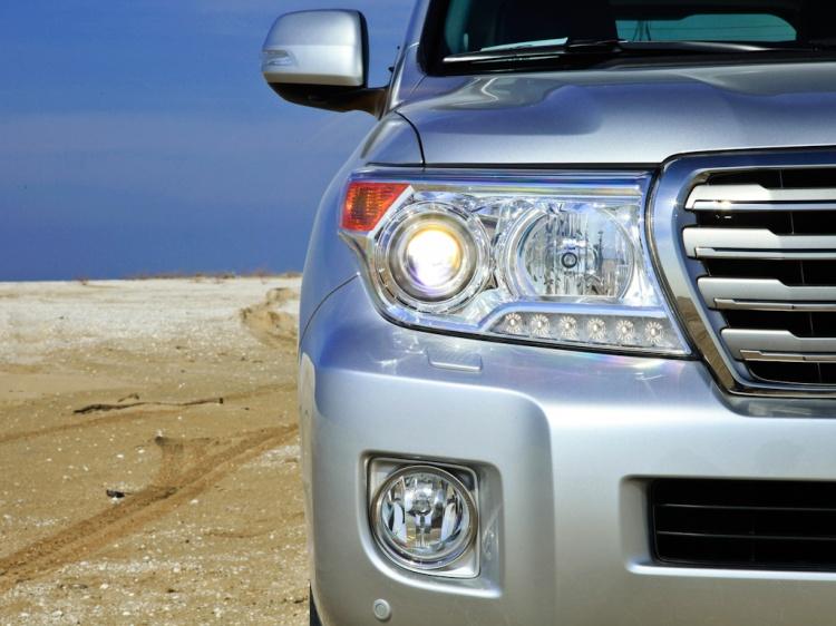 Рестайлинг для Toyota Land Cruiser 200