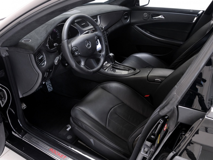 Аксессуары BRABUS Mercedes-Benz CLS-class (C219)