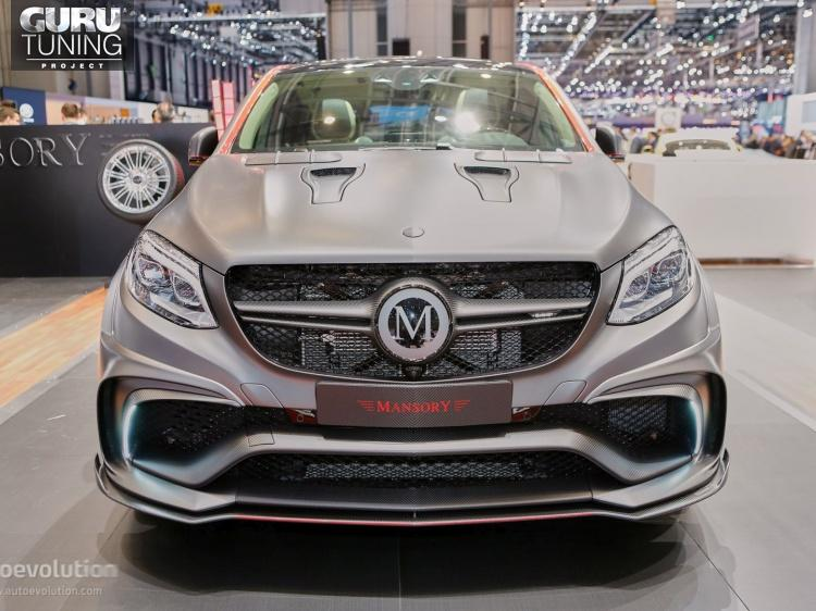 Mansory для Mercedes-Benz GLE-class C292