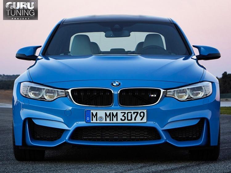 Обвес M3 для BMW 3 серии (F30)