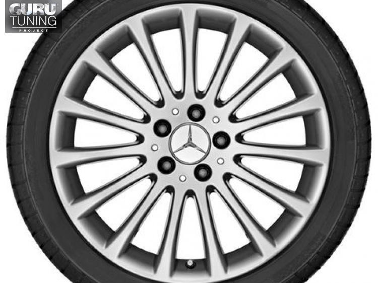 Диски для Mercedes S class W221 с 15 спицами