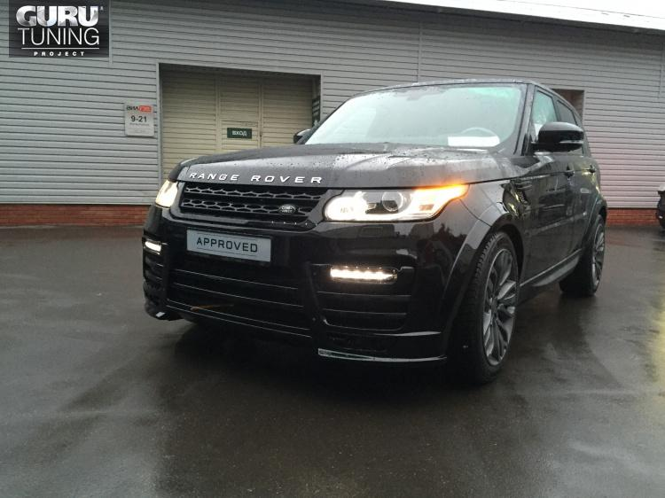 Range Rover Sport 2016 MANSORY Styling
