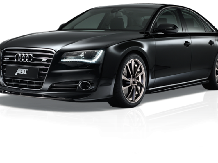 Audi A8 (4H0) ABT
