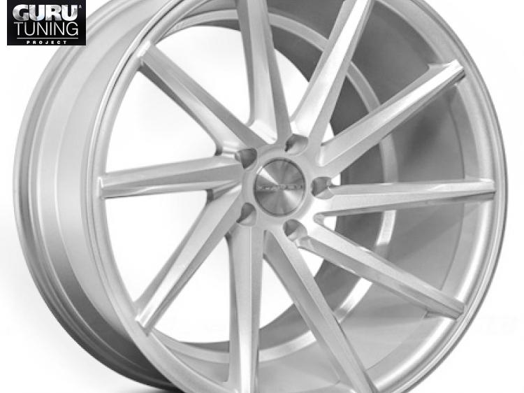 Диски Vossen CVT для Audi Q5 2008-2012