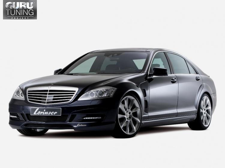 Lorinser для Mercedes S-Class (W221)
