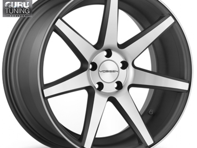 Диски Vossen CV7 для Audi Q5 2012-