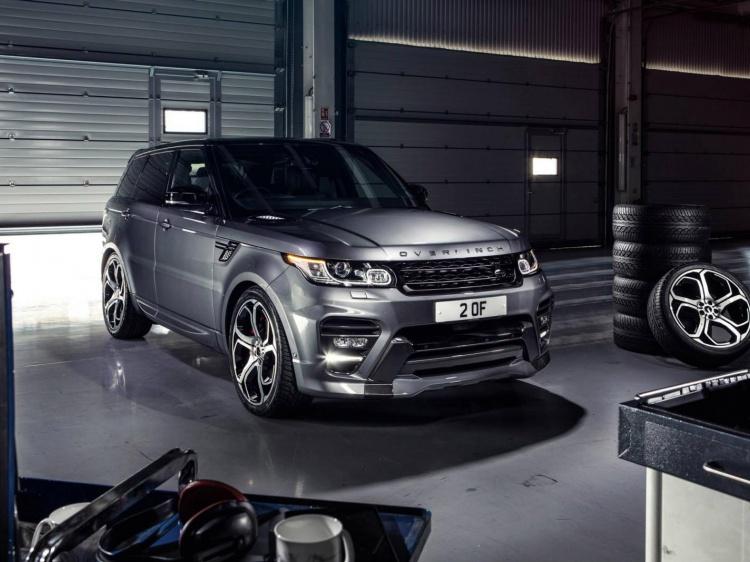 Overfinch для Range Rover Sport 2014