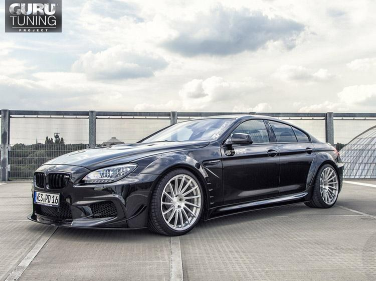 Prior Design для BMW 6-Series Grand Coupe F06/M6