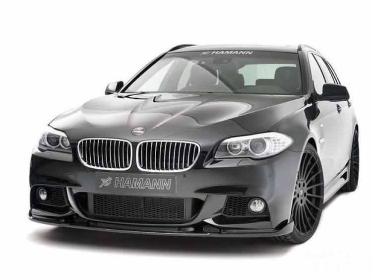 Обвес HAMANN для BMW 3 серии saloon E90 & touring E91