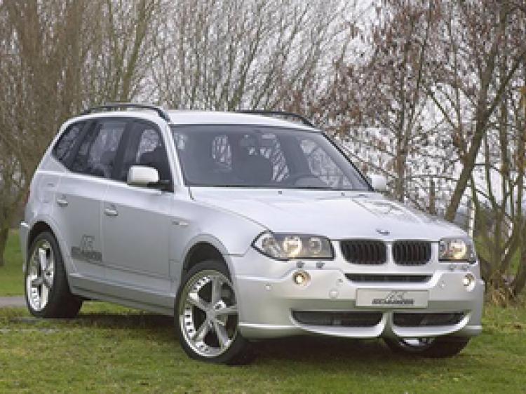 AC Schnitzer для BMW X3 E83