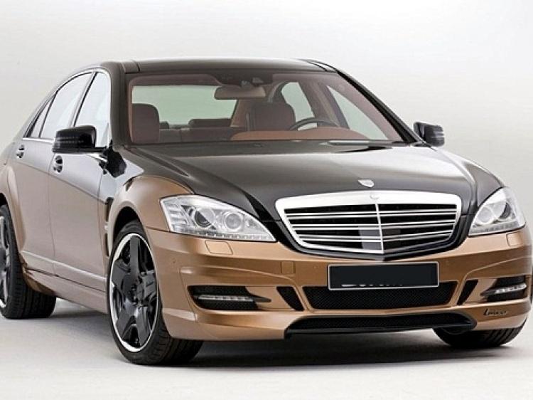 Lorinser (рестайлинг) для Mercedes S-class (W221)