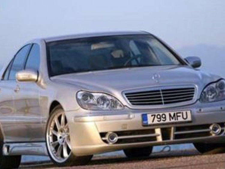 Lorinser для Mercedes S-class (W220)