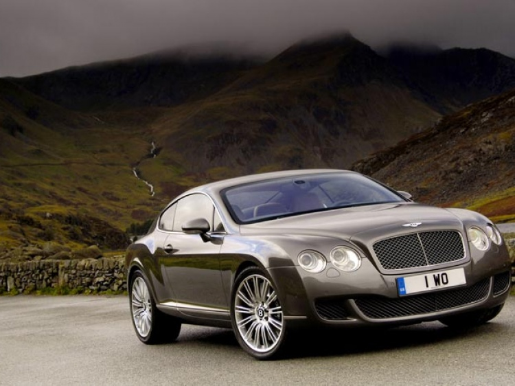 Чип тюнинг Bentley Continental GT