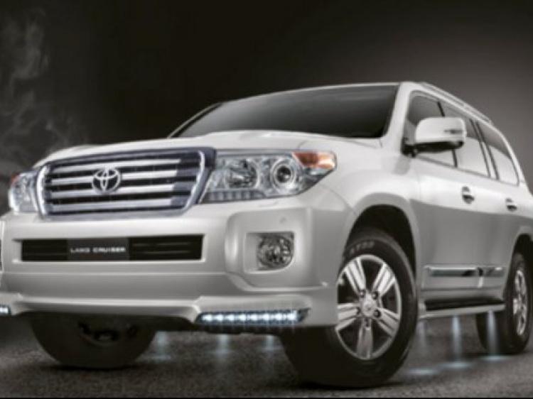 Platinum Edition для Toyota Land Cruiser 200