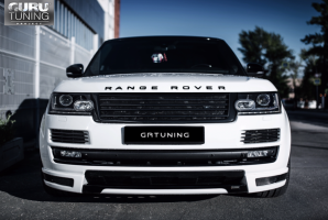 RANGE ROVER HAMANN GAME OVER