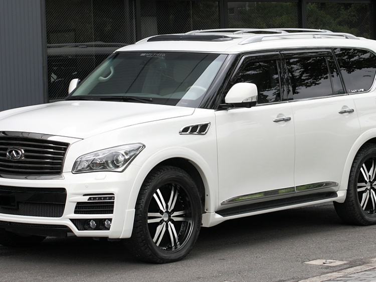 M'z SPEED EXCLUSIVE ZEUS для Infiniti QX 56