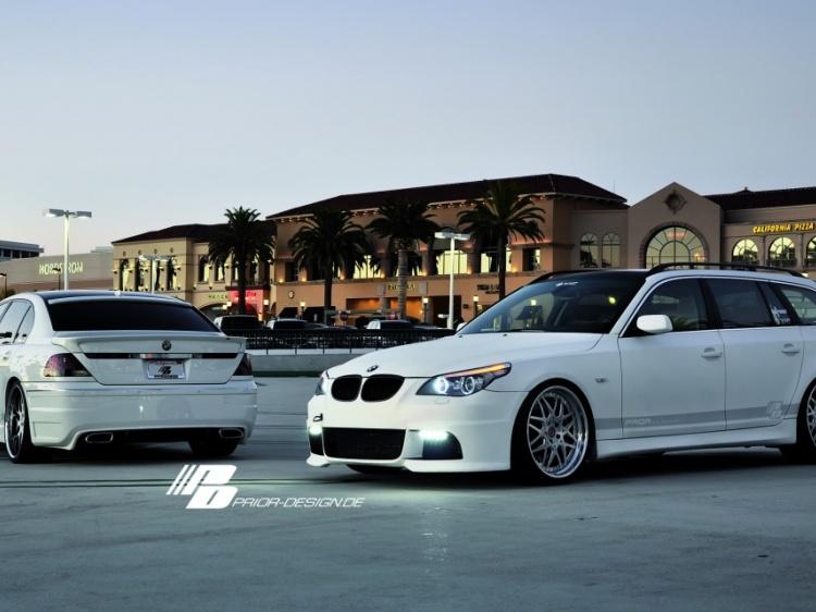 Prior-Design для BMW 5er E60/E61 FREESTYLE