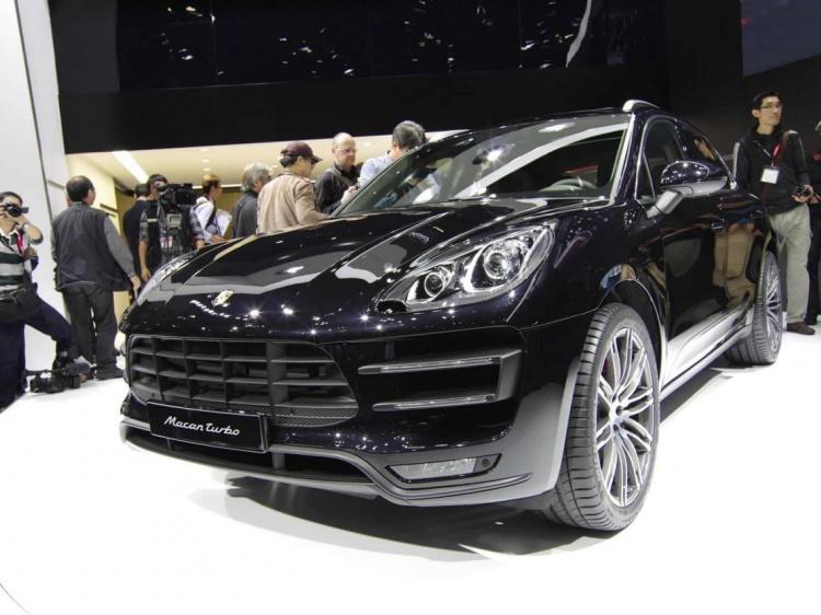 Тюнинг для Porsche Macan 2014 -