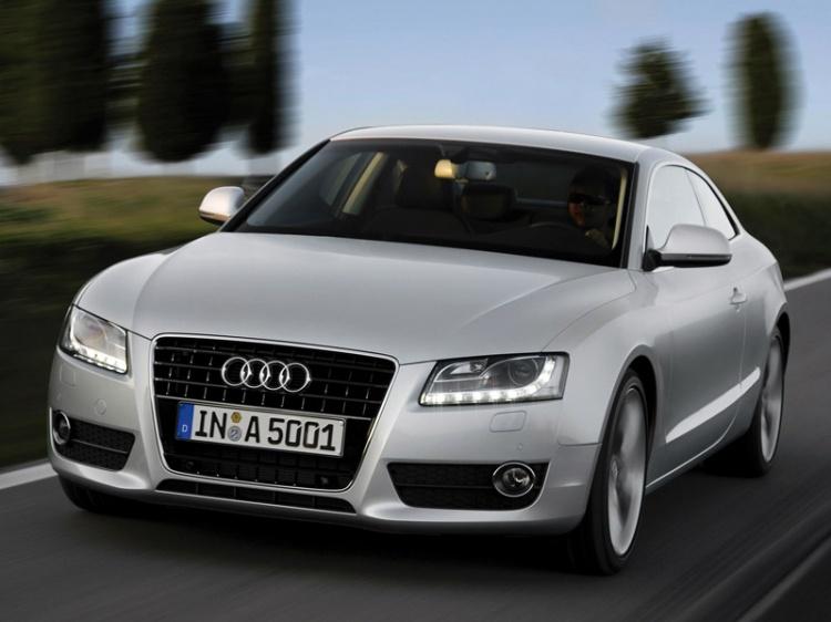 Чип тюнинг Audi A5