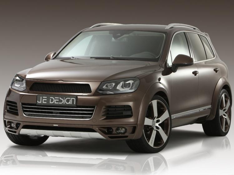 JE Design для VW Touareg 7P