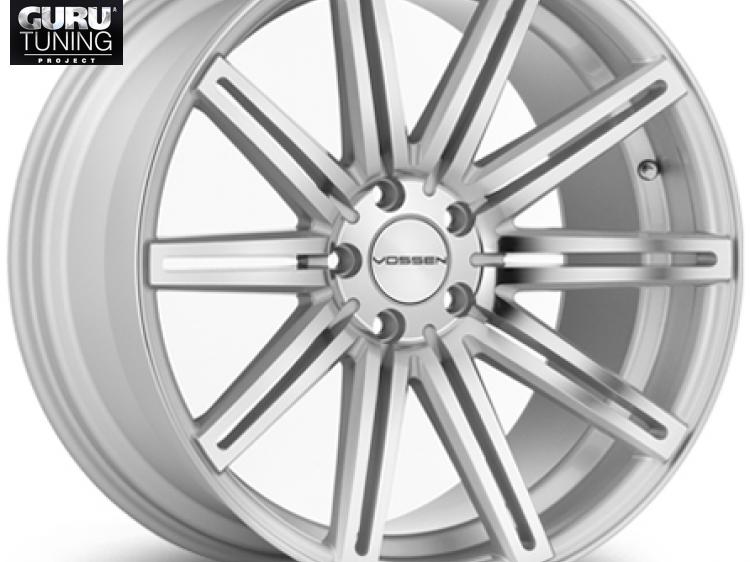 Диски Vossen CV4 для Audi Q7 2006-2009