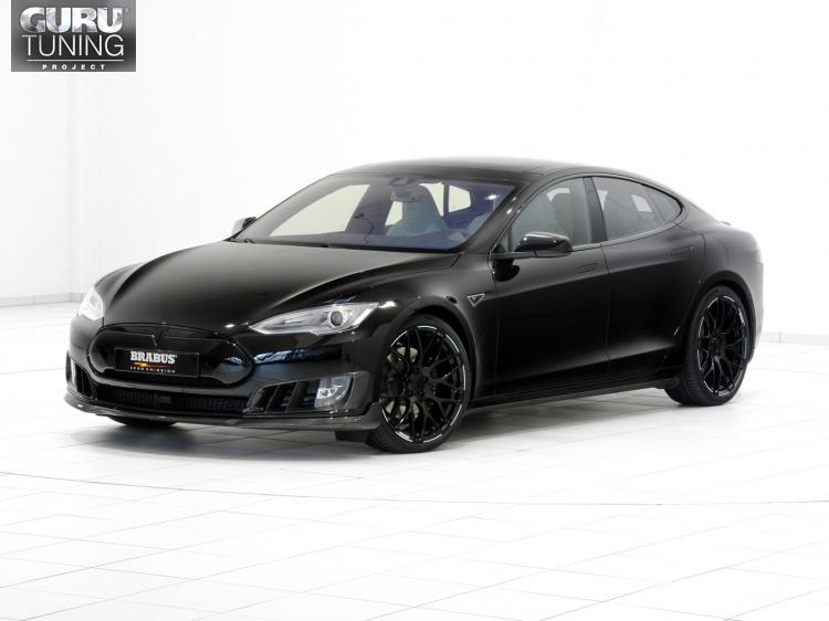Brabus для Tesla Model S